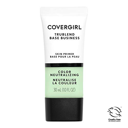 Covergirl Base Business Face Primer, Color Neutralizing 200, 1.01 Ounce