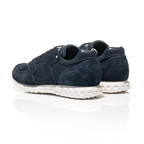 Valentino Zapatillas para hombre azul marino