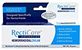 RectiCare Advanced Hemorrhoidal Cream: Advanced