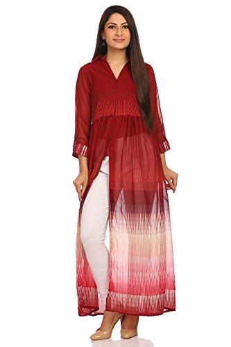BIBA Womens Cotton Straight Dress product image