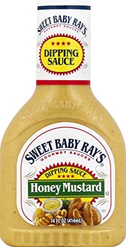 Sweet Baby Ray's Honey Mustard Dipping Sauce, 14 oz (Honey Mustard Dipping Sauce For Chicken Tenders)