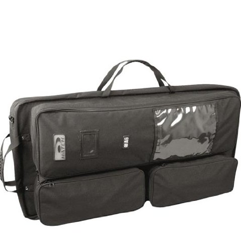 Hatch A6 Munitions Bag, Black, 17¼'' x 11¾'' x 4'' by Hatch (Image #1)