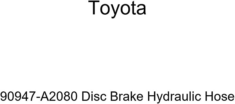 Toyota 90947-02C60 Disc Brake Hydraulic Hose