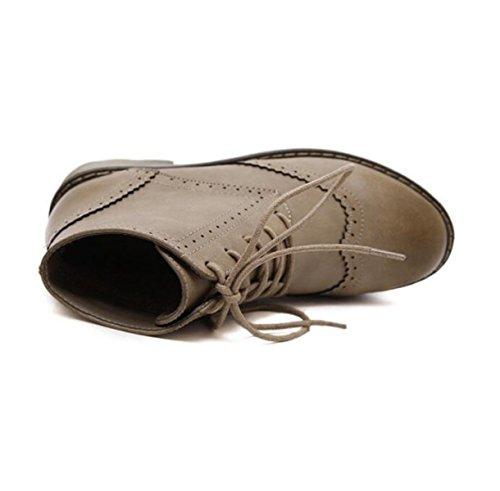 Martin Invierno Estudiantes Plano Otoño Encaje Botas Mujer Británico Black De Mujeres E Plano Botas Zapatos Viento Botas Cuero Nuevo Ocio De Con Cachemir 5qxH1qnAwr