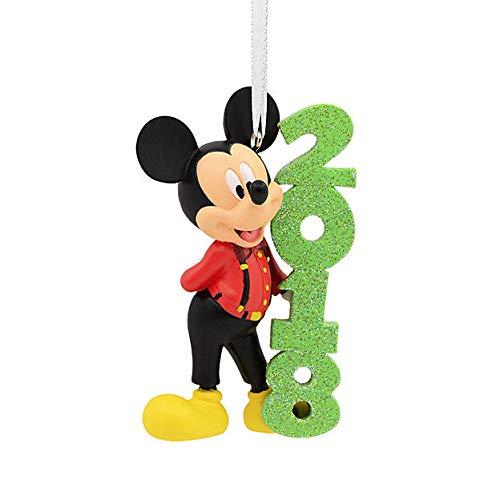 HMC Disney Mickey Mouse 2018 Christmas Ornament, Hallmark ()