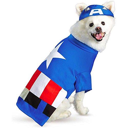 Disguise Marvel Captain America Costume