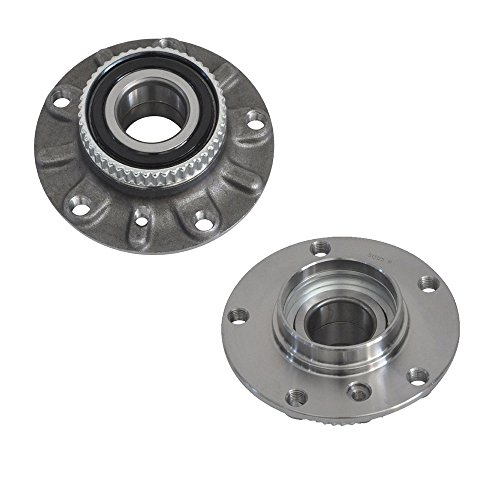 DRIVESTAR 513125x2 Pair 2 Brand New Front Wheel Hub & Bearing fit BMW E31 E32 E34 E36 Z3 Z4 (Front Wheel 525i Bmw)