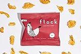 Flock Keto Chicken Skin Chips   100% Real Chicken