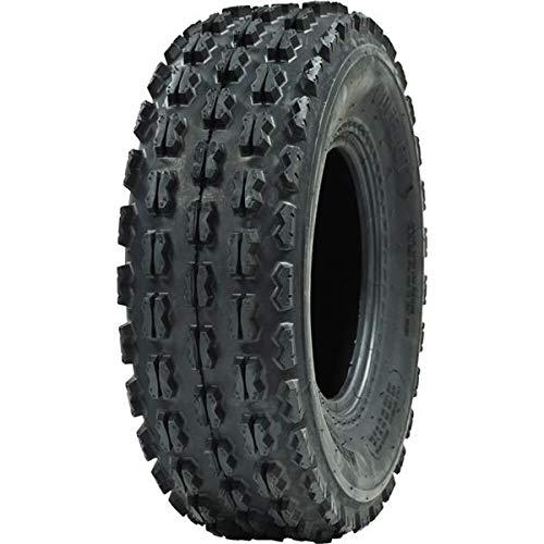 (Ocelot GNCC Holeshot Sport ATV Front Tire RAZR Style 4-Ply Tread 22x7-10 P356)
