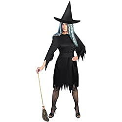 Smiffys Women's Spooky Witch Costume