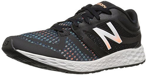 New Balance Women's wx822, Black/Moire Graphic, 8.5 B US