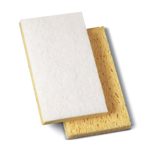 PAD16320 - Premiere Pads 163-20 Light Duty Sponge Scrubber with White Pad