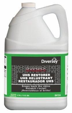 UHS Floor Restorers ( CLEANER, FLOOR, UHS RESTORER, SNAPBACK, 1GAL ) 4 Each / Case