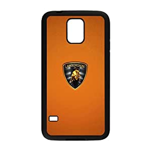 Lamborghini sign fashion cell phone case for Samsung Galaxy S5
