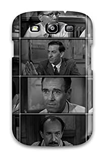 New Design Shatterproof CYoPoAb142ygSzj Case For Galaxy S3 ( Angry Men ())