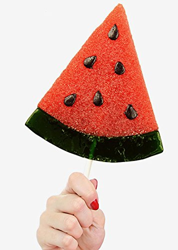 GIANT SLICE OF WATERMELON! Gummy Candy 20oz