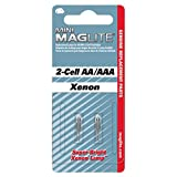 Maglite Replacement Lamps for 2-Cell AA Mini
