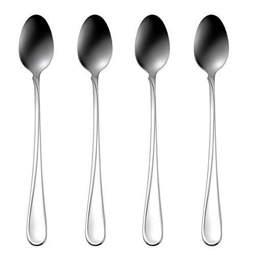 Illusion Iced - Oneida Flatware Flight, Iced Tea Spoons, Set of 4
