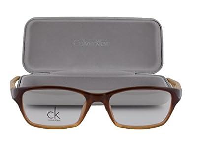 Calvin Klein CK5825 Eyeglasses 50-17-135 Burnt Ocre 248