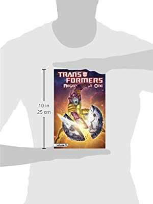 Transformers: Regeneration One Volume 3