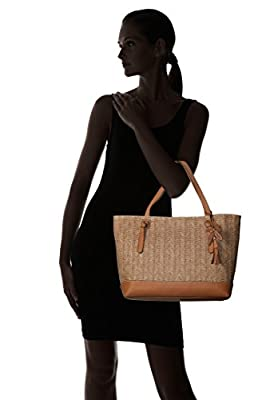 Cole Haan Brynn Tote Straw