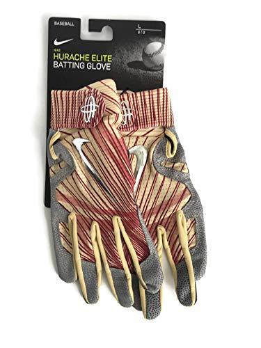 337ccbfff81c1 Nike Huarache Elite Batting Gloves FSU Florida State University - Size  Large Unisex