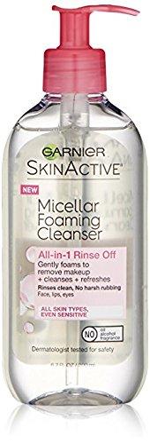 Garnier SkinActive Micellar Foaming Cleanser, 6.7 fl. oz.
