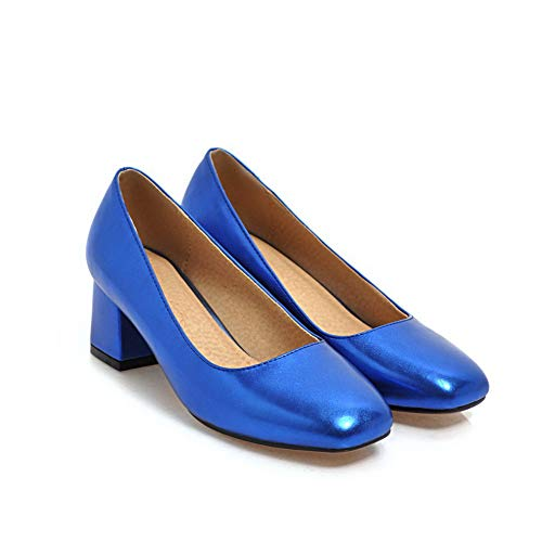 Bleu Compensées Femme Sandales DGU00685 5 EU Bleu 36 AN gAqfOBwxx