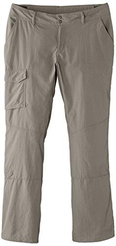 Columbia tusk Femmes Pantalon Marron Silver Ridge 46r0xU4