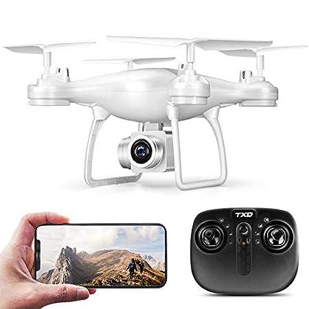 QUARKJK Quadkjk Mini dron para Selfies con cámara para niños ...
