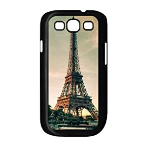 Samsung Galaxy S3 9300 Cell Phone Case Black French Eiffel Tower Photography LSO7749743