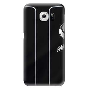 S6 Edge Case, MLB - Chicago White Sox AlternateAway Jersey - Samsung Galaxy S6 Edge Case - High Quality PC Case