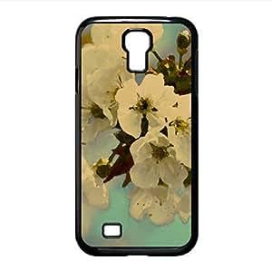 ROMANIA Watercolor style Cover Samsung Galaxy S4 I9500 Case (Flowers Watercolor style Cover Samsung Galaxy S4 I9500 Case)
