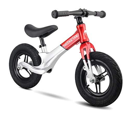 子供用バランスカーペダルなし1-3-6歳用ヨーヨー子供用2輪ベビースケート幼児用スライド ( Color : Red )   B07QH3VFZM, Used Clothing Sixpacjoe 8025eebf
