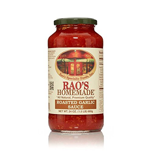 Rao's Specialty Foods Roasted Garlic Sauce 3 Pack