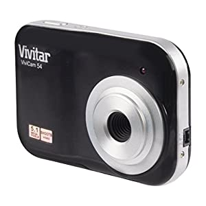 Vivitar 5.1MP Digital Camera - Color and Style May Vary from Sakar International, Inc.