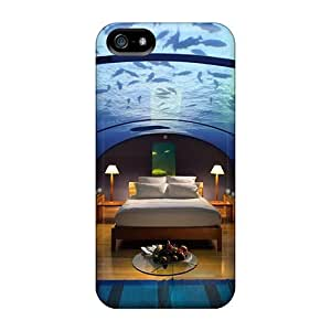 DrunkLove Snap On Hard Case Cover Underwater Bedroom Protector For Iphone 5/5s