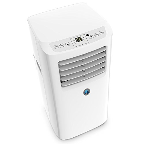 JHS Air Conditioner Portable Unit, Remote Small Air Cooler with Timer, and Fan
