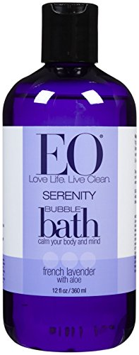 EO Products Bubble Bath French Lavender 12 product image