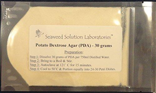 Dehydrated Potato Dextrose Agar PDA 30 grams