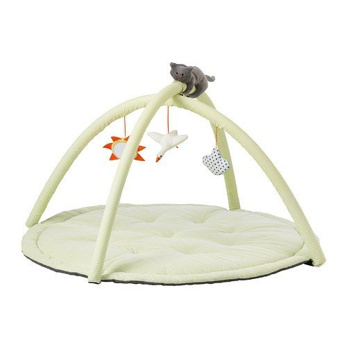 Ikea LEKA Baby gym, green