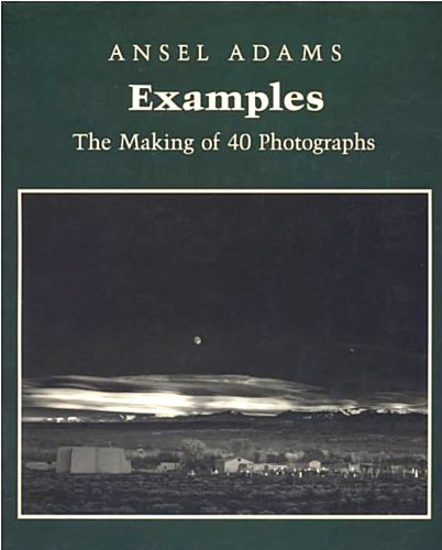 Examples: The Making of 40 Photographs