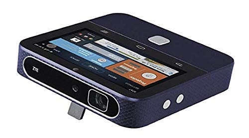 ZTE Spro 2 4G LTE (AT&T version) Smart Android Projector with Hotspot, WiFi, 1280x720 HD Resolution and 5 inch Touchscreen (Renewed) (Zte 5 In T Mobile)