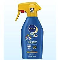 Nivea Sun Kids Moisturising Sun Trigger Spray SPF 30+, 300ml
