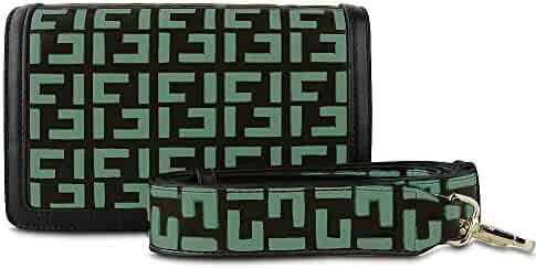 86eb0ac8c40d Shopping 4 Stars & Up - Greens - Handbags & Wallets - Women ...