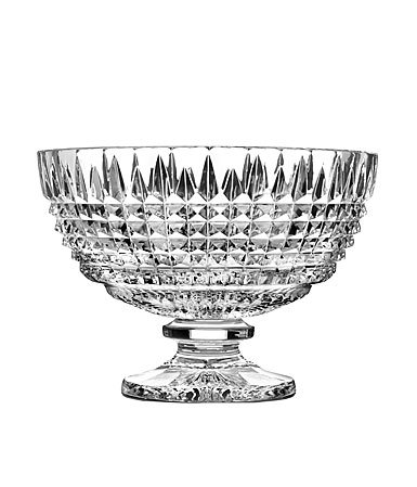 Waterford Lismore Diamond Footed Centerpiece ()