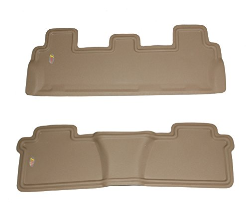 Lund 457012 Catch-All Xtreme Tan 2nd and 3rd Seat Floor Mat ()