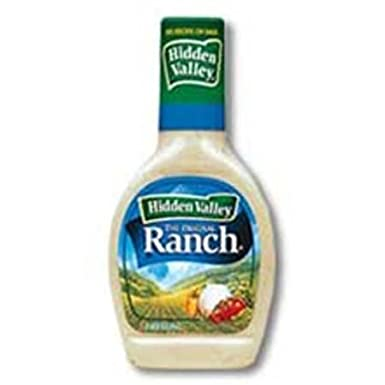 Hidden Valley Original Ranch Dressing 236ml: Amazon.es: Alimentación y bebidas