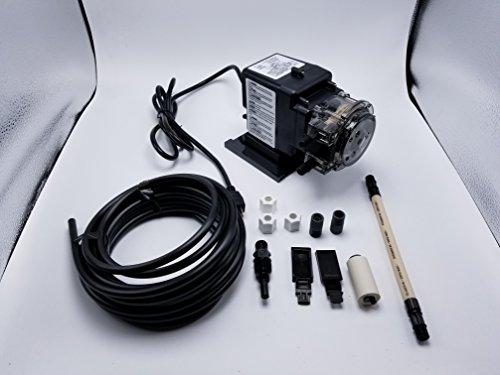 Advantage Gear Mechanical - Stenner 45MP5 Pump Fixed 25 psi 50 GPD 120V/60Hz 3/8 Inch