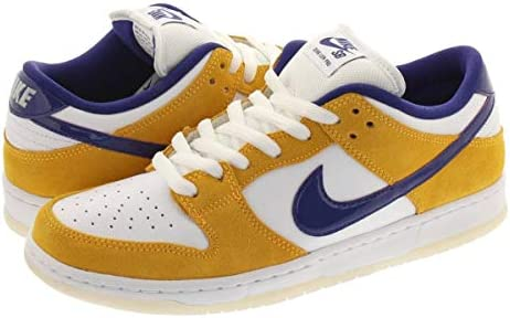SB DUNK LOW PRO LASER ORANGE/REGENCY PURPLE [並行輸入品]